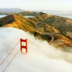 The San Francisco bridge from Bob Campbell