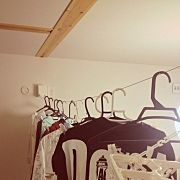 Kitchen/無印良品/無印良品の家/お気に入りアイテムのインテリア実例 - 2013-10-26 04:19:12 | RoomClip (ルームクリップ) Clothes Hanger, Coat Hanger, Hangers, Closet Hangers, Clothes Racks