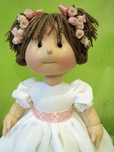 por Ilma Brescia   Essas são na minha opinião as bonecas mais encantadoras de toda a net!  Adoraria um bichinho desse só para mim!!