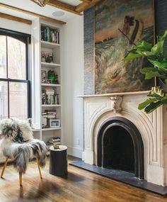 Interiors | New York Townhouse