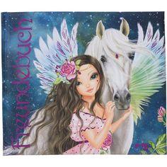 Depesche Freundebuch Fantasy Model Pferd für 9,99€. Altersempfehlung: ab 4 Jahren. bei OTTO