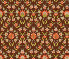 Serpentine 785b fabric by muhlenkott on Spoonflower - custom fabric