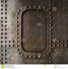 Armour Metal Background With Rivets Royalty Free Stock Image ...