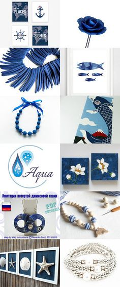 Summer, Ocean, Sun by Ani on Etsy--Pinned with TreasuryPin.com