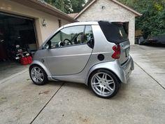 Diesel Smart Fortwo Car
