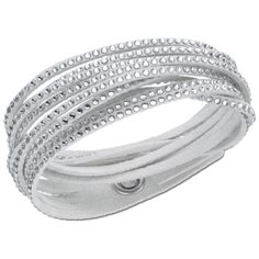 @Swarovski Sparkling Gifts: Slake Bracelet, Gray #Moments2Give