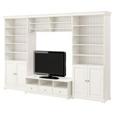 Tv Bookcase Ikea Wwwpicturessocom