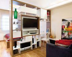 estantes como divisor de ambientes - Pesquisa Google