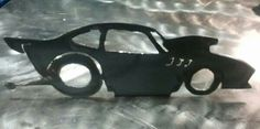 Metal Art Opel GT