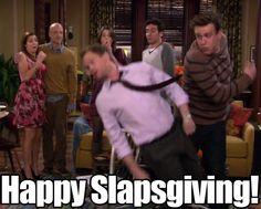 Happy Thanksgiving, followers!