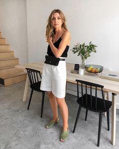 Outfit from Brittany Bathgate. Basic Style, Style Me, Brittany Bathgate, Mein Style, Online Shopping, Zara, Minimal Fashion, Spring Summer Fashion, Ideias Fashion