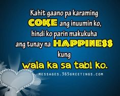 sad-tagalog-love-quotes-picture Holiday Messages, Greetings and Wishes - Messages, Wordings and Gift Ideas Love Story Quotes, Sad Love Stories, Love Quotes For Her, Quotes For Him, Sweet Quotes, Tagalog Quotes Hugot Funny, Pinoy Quotes, Tagalog Love Quotes, Pick Up Lines Tagalog