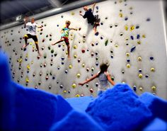 A trampoline park sounds like the best date ever.