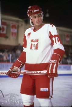 """"""" Young Blood """" This is a great hockey movie from the 80's , hot guy's , good hockey , sweet girl , great sex scene what else could you ask for !!!!"""