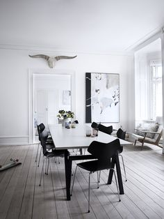 Bynord Home tour - Inspired by the nature - dining