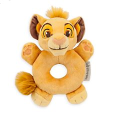 Simba Plush Rattle for Baby Lion King Toys, Lion King Baby, Disney Winnie The Pooh, Baby Disney, Lion King Nursery, Baby Simba, Cute Baby Boy Outfits, Having A Baby Boy, Baby Shower Gifts For Boys