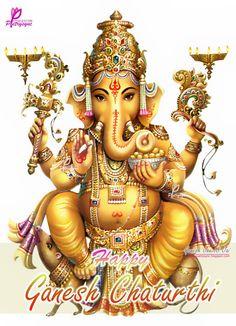 Shri Ganesh! Ganesh Chaturthi #chaturthi #Festival #Ganesha