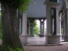Haga park. The echo temple.  Built in 1790 as a dining room for Gustav III.