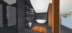 Expressive bathroom Outside World, Bathrooms, Bathtub, Standing Bath, Bathtubs, Bathroom, Full Bath, Bath Tube, Bath