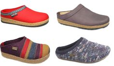 Haflinger slippers featured in Treasure Hunter