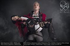 EruRi Week RED #06 | 07a - BNaumovski(Borivoje/Ori) Erwin Smith Cosplay Photo - Cure WorldCosplay