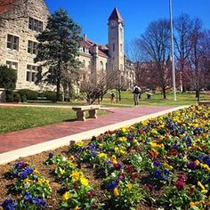 Indiana University Bloomington | 21 Of The Most Beautiful College Campuses In America