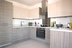 Enjoy uninterrupted views of London from trendy Haggerston - Adelto #smart #modern #kitchen