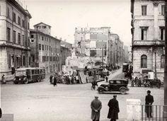 Piazza Pia 1936
