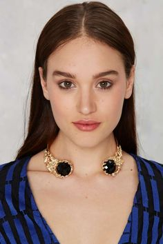 Arietta Beaded Collar Necklace - Accessories   Jewelry   All   Party Shop   Necklaces