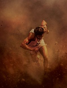 Really cool shot from - BHAAG MILKHA BHAAG by Swapnil Rane, via Behance