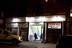 I met Jack Jakub, the president of Apple Parking, standing on the ramp of his West Village garage and body shop.