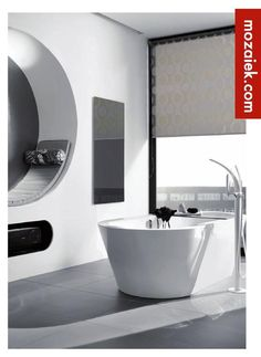 #ClippedOnIssuu from Mozaiek.com vrijstaande baden plaatstaal emaille | mooi ronde relaxplek!