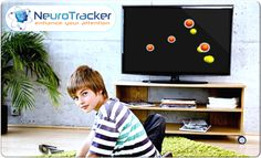NeuroTracker Attention with child