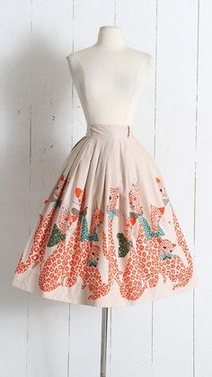 Your place to buy and sell all things handmade Rockabilly Fashion, 1950s Fashion, Vintage Fashion, Rockabilly Dresses, Rockabilly Clothing, Pin Up Outfits, Hot Outfits, Girl Outfits, Vintage Skirt