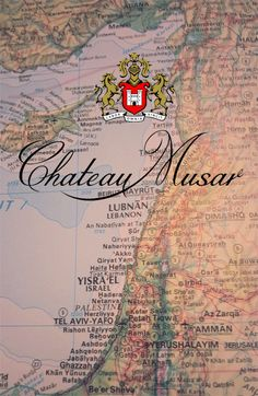 Finally, Good News From the Middle East!  Chateau Musar http://www.mauricescru.com/2014/05/middle-east/#.U4DEdvldXUU