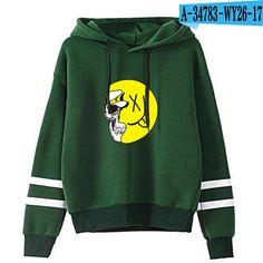 WY26 Bobby Mares, Smile Logo, Printed Sweatshirts, Hoodies, Casual, Sweaters, Women, Fashion, Moda