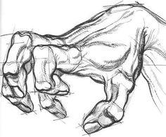 Image result for burne hogarth hand