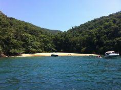 Praia do Leste, Ubatuba (SP)