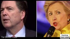 WHOA: Is THIS the Reason Comey Let Hillary Off?   Top Stories Today