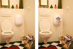 PeeBox - Das Pissoir für Dein Zuhause – Herzlich Willkommen - Fotos Bathroom, Pictures, Drinking Water, Welcome, Ad Home, Washroom, Full Bath, Bath, Bathrooms