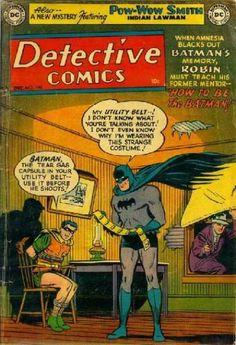 Batman - Robin - Gun
