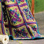 15+ Free Afghan Patterns: {Crochet}