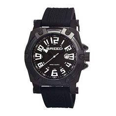 Breed 2105 Bolt Mens Watch by Breed -- Awesome products selected by Anna Churchill