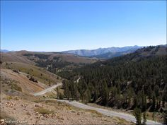 Top of Sonora Pass. A Sierra Nevada Motorcycle Tour - Pashnit Motorcycle Forum