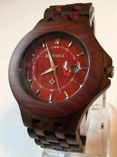 The Orinoco Wood Watch