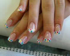 Amazing Acrylic Nail Art Designs & Ideas 2017 - style you 7 Cute Nail Art, Great Nails, Cute Nails, Pink Acrylic Nails, Acrylic Nail Art, Nail Polish Designs, Cute Nail Designs, Blue And Silver Nails, Uñas Fashion