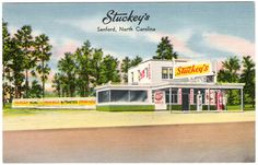 Stuckey's - before there was Waffle House, there was Stuckey's.  Started in Eastman, GA.
