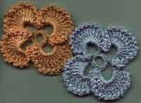 Over 100 Free Crocheted Flowers Patterns at AllCrafts.net