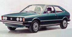 Volkswagen Scirocco I (1974 - 1982)