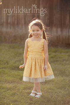 This isn't my daughter, but I want this dress for her.  I think it means something that the girl in the picture is also half and half.